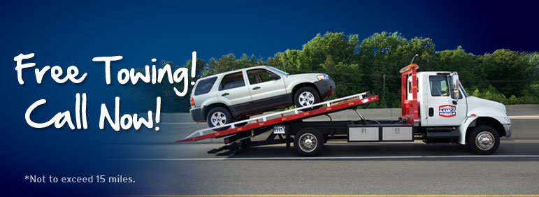 Free Towing with Transmission Repair